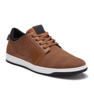 Aldo Men Brown Sneakers